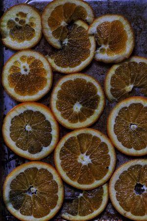 EyeEmNewHere Food Stories Fruit Healthy Eating Citrus Fruit Cross Section Food And Drink Orange - Fruit SLICE Food Freshness Sweet Food Healthy Lifestyle