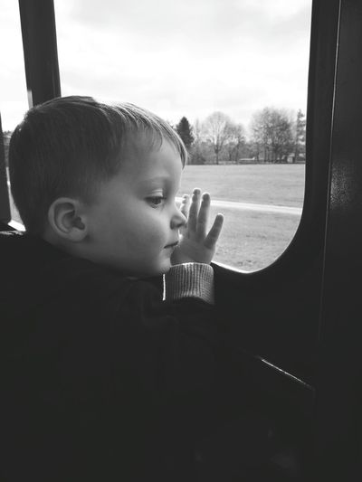 Long Goodbye Blackandwhite Child Childhood One Person Boys One Boy Only Children Only Front View Real People Outdoors Inthought Goodbye People Window Blackandwhite Photography