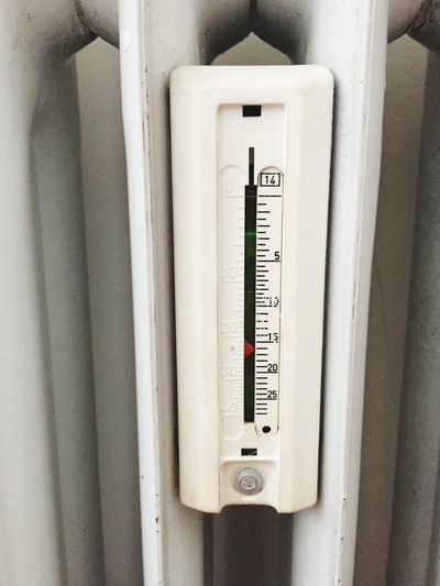 EyeEm Selects Instrument Of Measurement Number Gauge No People Indoors  Close-up Day Thermostat Heater Radiator