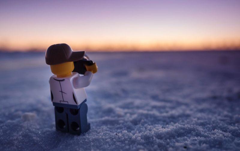 Little Lego-Man