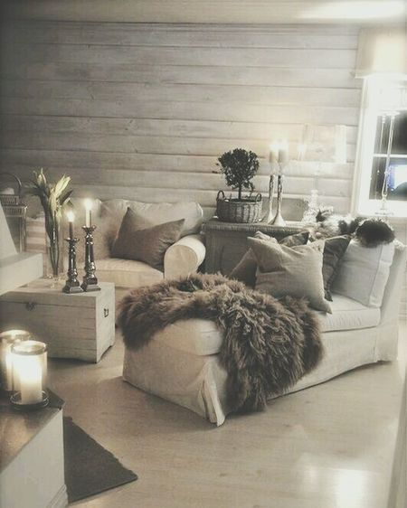 Love how cosy it looks ... Nice Design Interior Design Check This Out I Love It ❤ Ideas