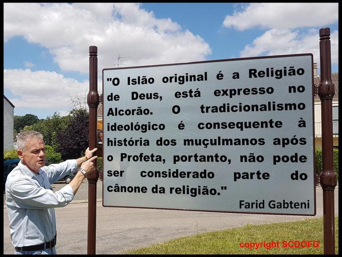 Alcorão Farid Gabteni História Dos Muçulmanos Islão Original Mensagem Original Do Islão O Sol Levanta-se A Ocidente Profeta Mohammad Religiao Tradicionalismo Ideológico