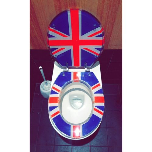 Toilet United Kingdom Bykaysy Welcome to London !