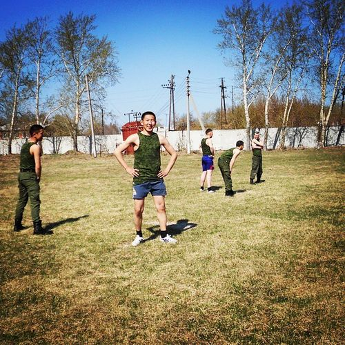 Football In Army★