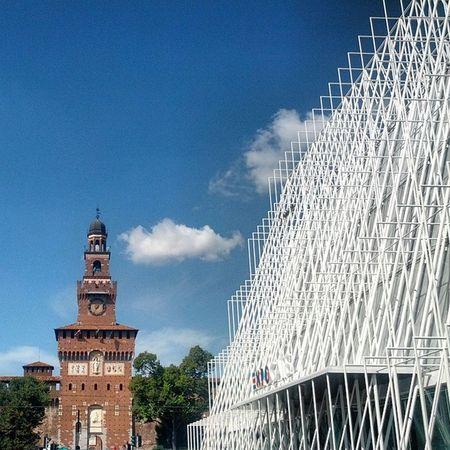 Milano Castellovisconteo City Expo expo2015 lombardia ig_lombardia