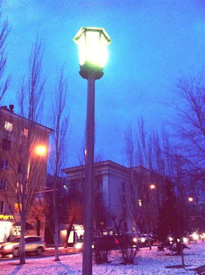 Нарнийский фонарь