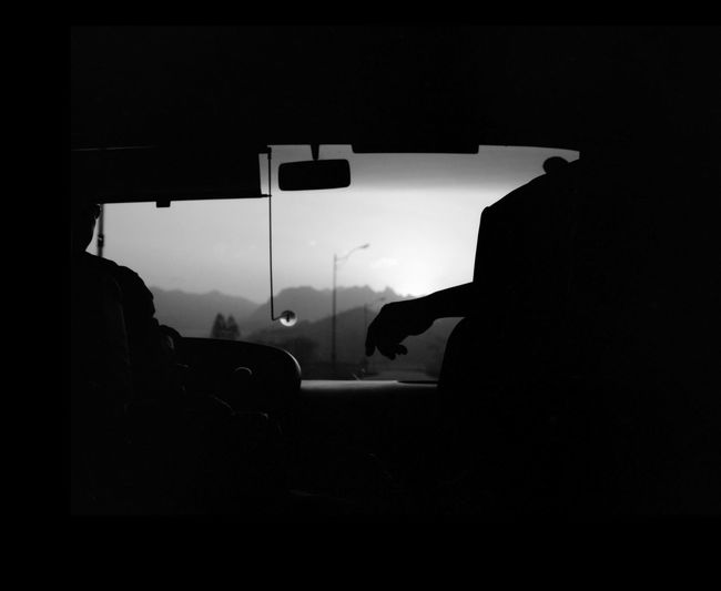 The natural bliss of Kaesong Tourist Zone Analogue Photography ASIA Black And White Border DMZ, North Korea, South Korea DPRK Ideology Kaesong Kim Il Sung Kim Jong Il Korean Mountains Medium Format Mountains Mural Nature North Korea Peaks Plaubel Makina 67 Propaganda River Sunset Rocks Sunset Tourist Zone