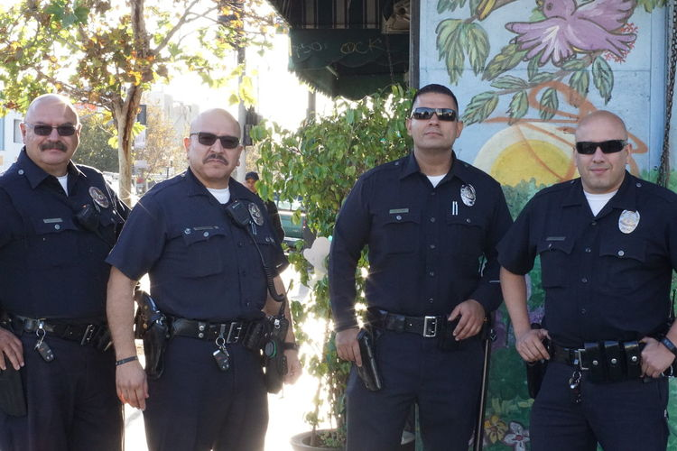 Pixxzo To Protect And Serve LAPD Police Check This Out Losangeles