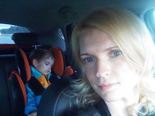 Ребенокроссии Baby Selfie