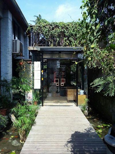 A wonderful youth hostel! Enjoying Life YouthHostel Hello World Architecture Shaoxing Starting A Trip