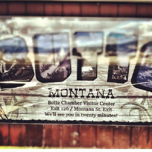 TBT  When I Finally made it to Montana TimeForTheWedding TurnUp HadSuchABlast