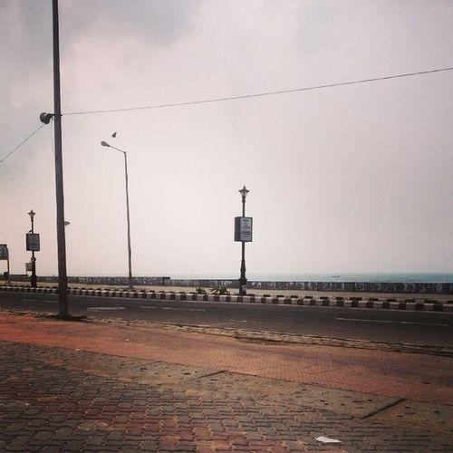 Beach Road YMCA InstaFrame instapic vizag india