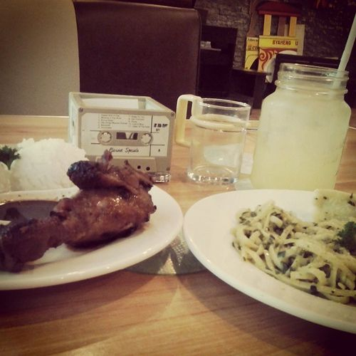 New found food haven.. Welcomebacktouplb Cocina