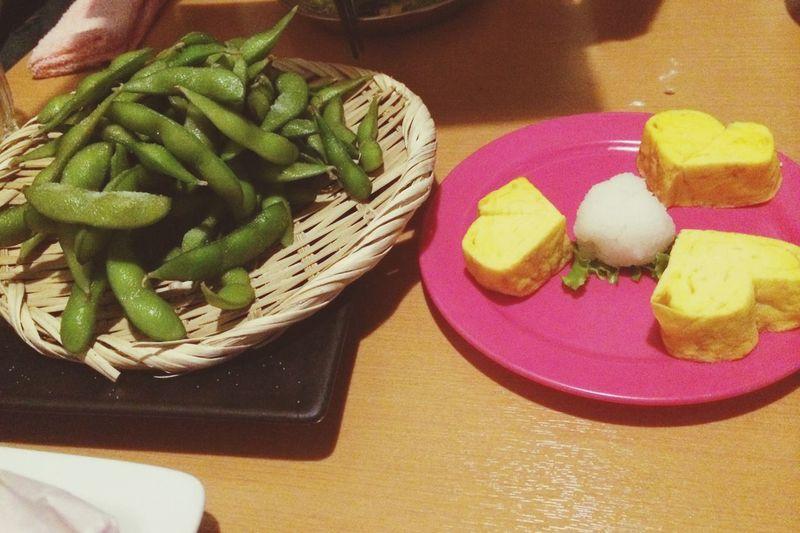 in 渋谷. 小学校居酒屋☺︎ Food 女子会☺︎ 楽しい☺︎ 枝豆つかみ取り☺︎