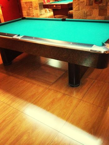 Playing Pool