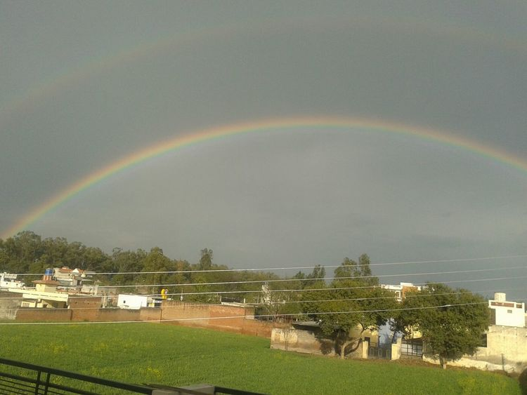 Weather Rainbow