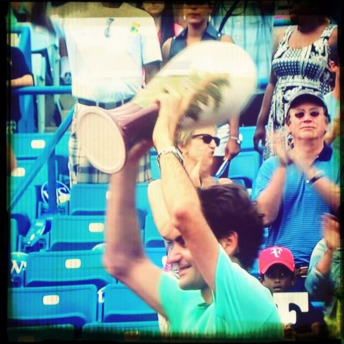 Federer Tennis