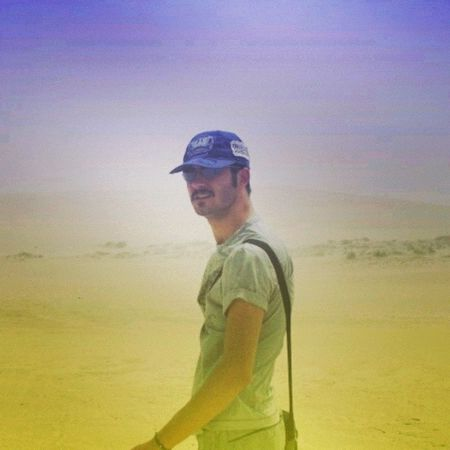 Yellow & Purple Tourist Desert safari qatarlife qatar iloveqatar
