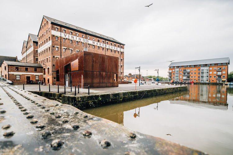 Gloucester docks at sunset Architecture Architecture Building Building Exterior Built Structure Canal City City Life Cloud Cloud - Sky Cloudy Day Development Docks Gloucester Harbour Industrial Nature No People Outdoors Overcast Port Real Estate Sky Weather