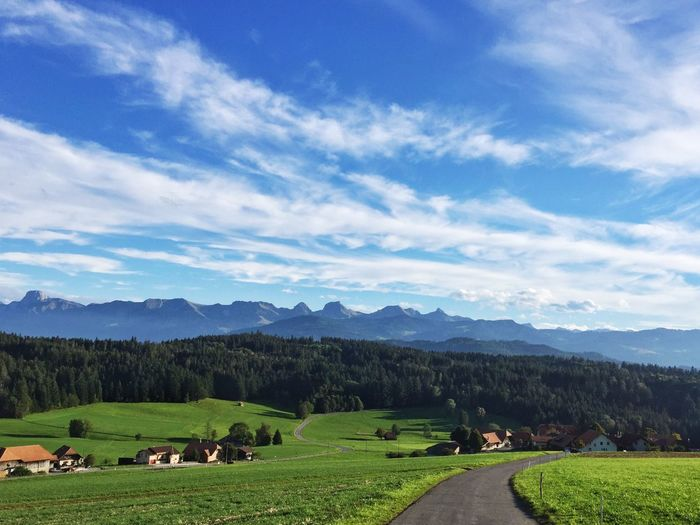 The beautiful bernese countryside EyeEm Nature Lover From My Point Of View Hello World IPSNatural Swiss Mountains Switzerland