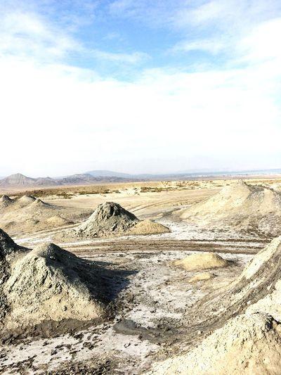 Gobustan mud volcanoes First Eyeem Photo