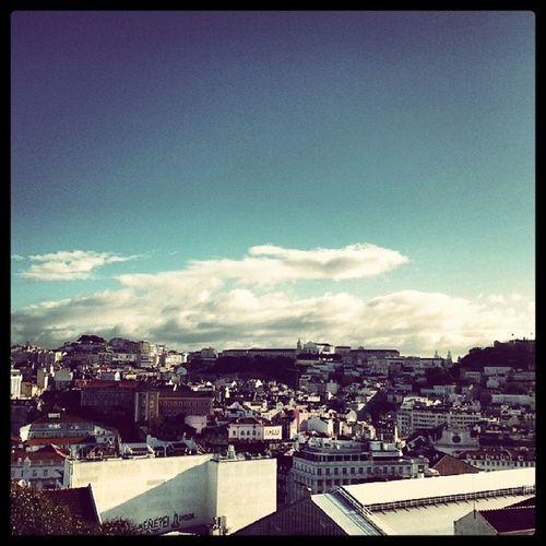 LisbonLight Cloudporn