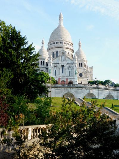 Montmartre in