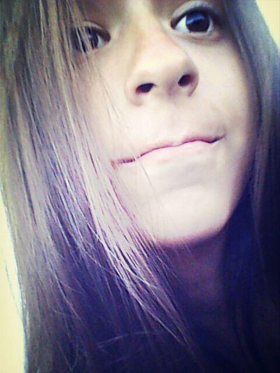 Cute Duck Face :] :B