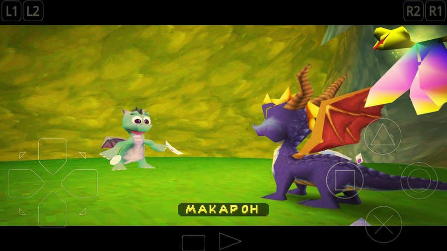 Spyro Playstation 1