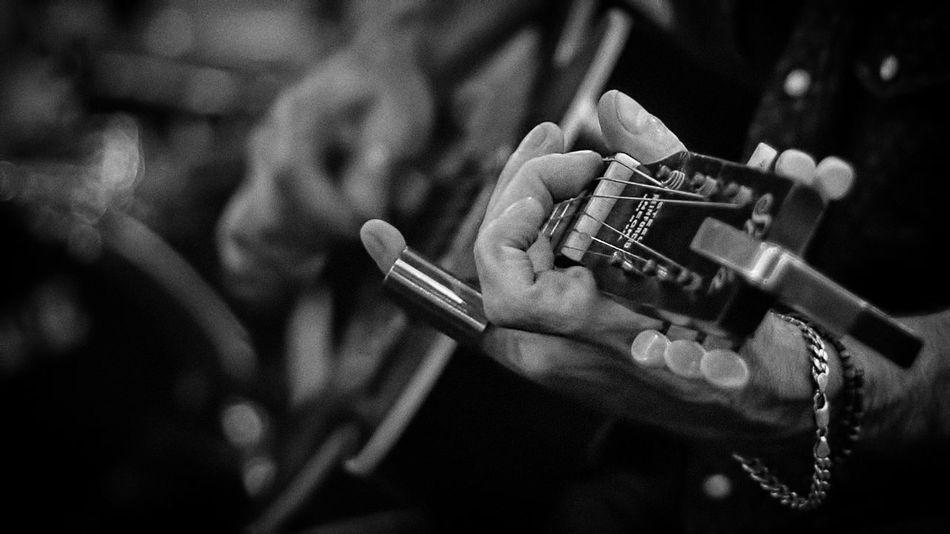 Blackandwhite Blues Guitar Live Music Mono Monochrome Music Musician Slide Guitar Music Photography