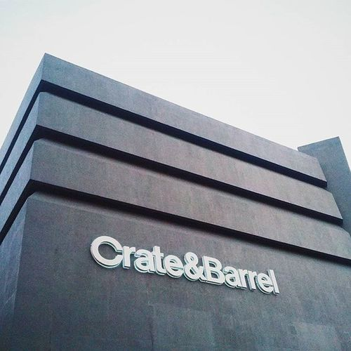 Crateandbarrel Architecture Buildings Urban makati ayala vscocam vscoph vsco