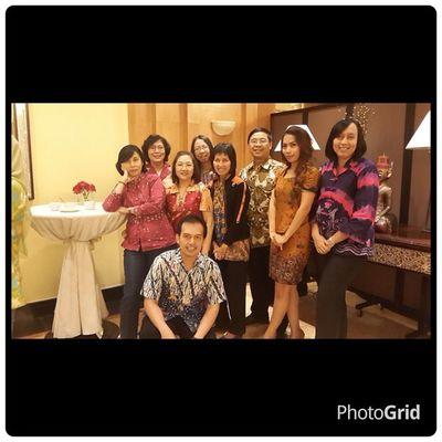 Part of BSM Commbank East Java Seminar Seminarsehari Tim Team latepost 24april2015 commbank commonwealth potensituntutanhukumbagibankir PhotoGrid