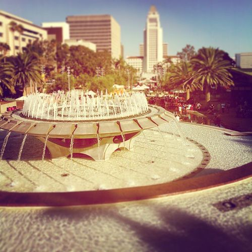 Summer time Grandpark La 100°