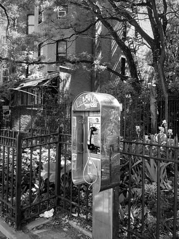 Streetphotography Old-fashioned Communication