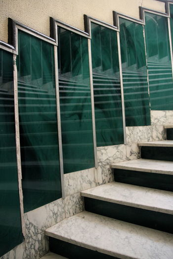 Architecture Art Deco Architecture Carrara-marmor Detail Interior Marbles No People Residential Building Staircase Tunis The Architect - 2017 EyeEm Awards