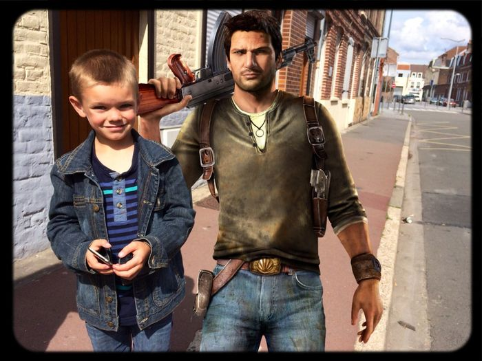 Drake  Uncharted Montage Perso Game