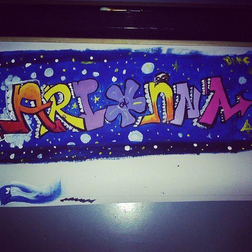 Letter Art Artisurban Urban ,drawDrawing Graff Graffiti Arianna Picture Ice Color Good Like Love Like4like Follow PhotoGraff Photo Frashionletter Pholetter Instagood Instalike Instafollow