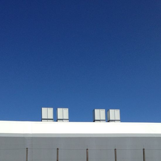 Architectural Detail Blue Sky Minimalism The Minimals (less Edit Juxt Photography)