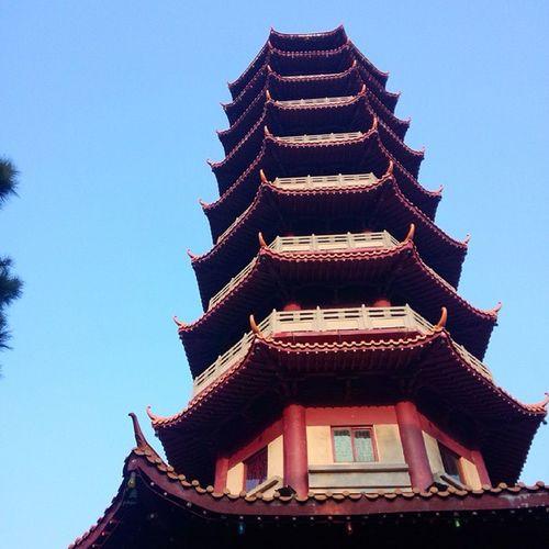 金刚舍利塔 南岳衡山 Hengyang