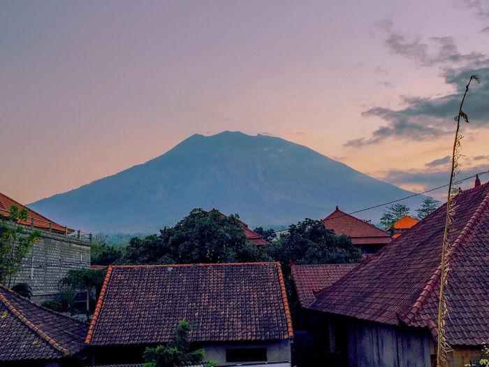 Bali Mtagung Tulamben Volcano