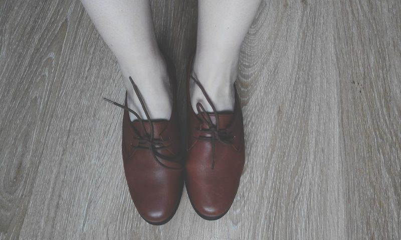 Hi! That's Me Shoes Hipster