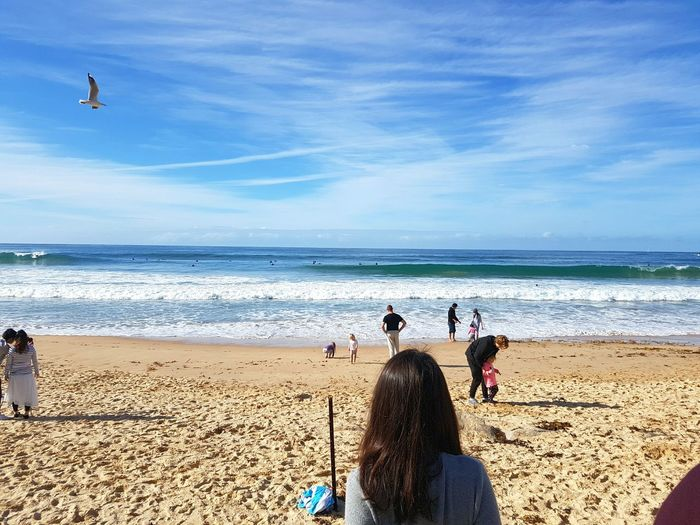 Adventure Club Manly Beach Sydney Day At The Beach People Life Sunny Waves Sand