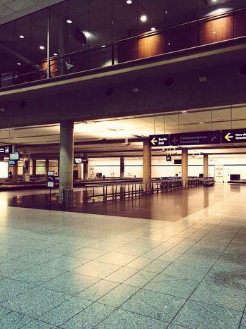 Public Transportation No People Empty