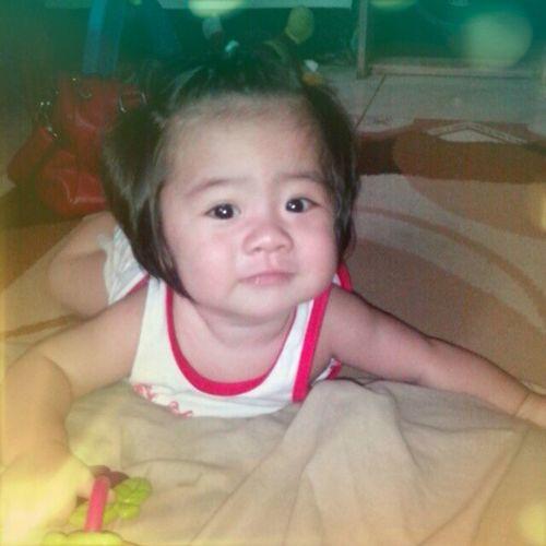 So cuuuuute ni baby Adrian :* iloveyou Ian ♥ Tati Proud Nephew