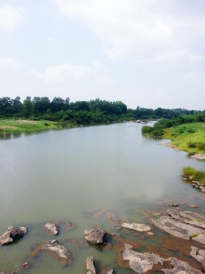 Beautiful River Cauvery