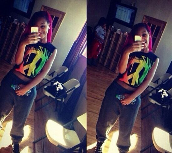 Bahja wanna be my young gee?❤ Please?! @bahjathebaddie
