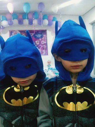 Batmans lindos 😍😍