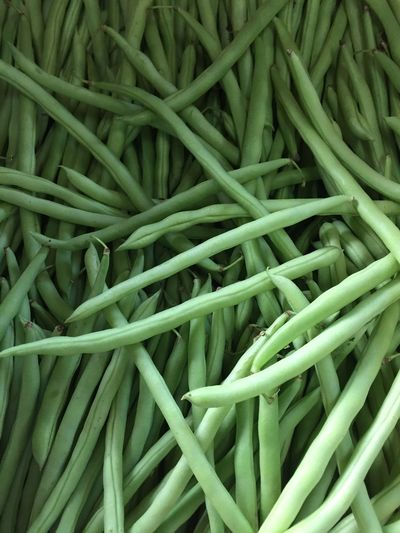 Green Color Freshness Backgrounds Full Frame Food Healthy Eating Food And Drink Vegetable No People Close-up Green Bean Day