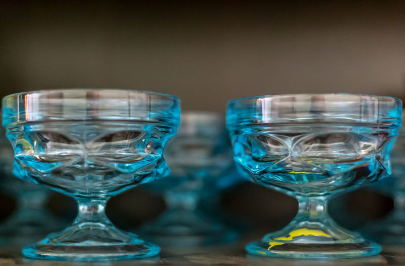 Blue Glasses Alcohol Arrangement Bottle Close-up Drink Drinking Glass Focus On Foreground Food And Drink Glass Glass - Material Indoors  Order Refreshment Shiny Still Life Table Temptation Transparent Variation Wineglass