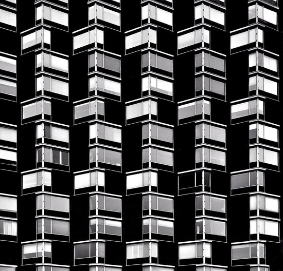 The Architect - 2018 EyeEm Awards Apartment Architecture Backgrounds Building Building Exterior Built Structure City Day Design Full Frame In A Row Modern No People Order Outdoors Pattern Repetition Residential District Side By Side Window